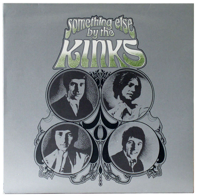 Image result for The Kinks – Something Else